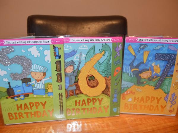 Cardooo Cards Giveaway