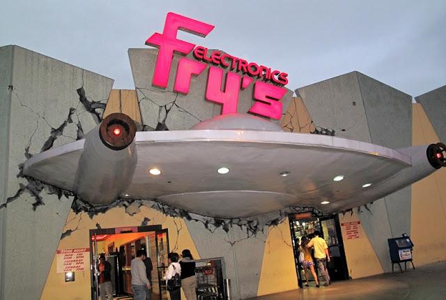 Loja Fry's Eletronic's em Los Angeles