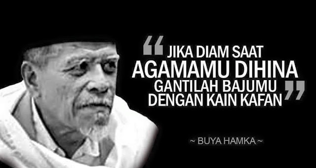 Buya Hamkapun Dulu Pernah di Penjarakan Rezim Soekarno