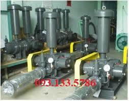 máy thổi khí chuyên dùng trong hệ thống xử lý nước thải