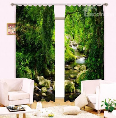 http://www.beddinginn.com/product/Hot-Selling-Creek-In-Green-Forest-Print-Blackout-3d-Curtain-11313948.html