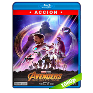 Avengers: Infinity War (2018) BRRip 1080p Audio Dual Latino-Ingles