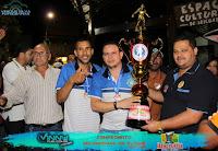 Premiação time Cascavel