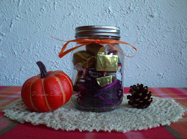 DIY Treat Jar
