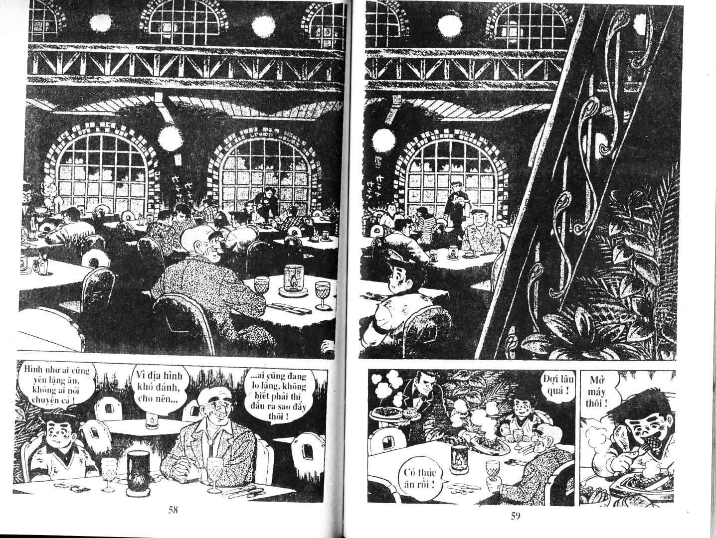 Ashita Tenki ni Naare chapter 50 trang 28