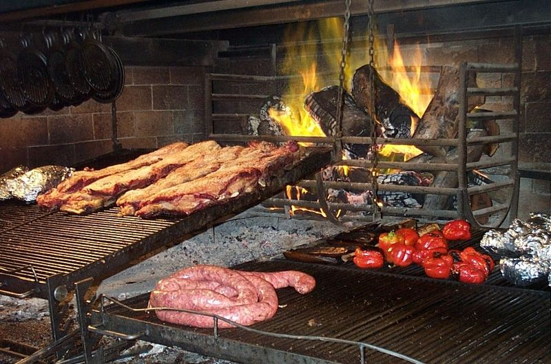Lindaraxa asado the argentinian barbecue - Barbecue argentin ...