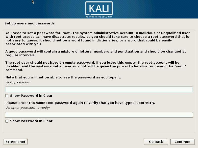 Installing Kali Linux in VirtualBox - KaliTut