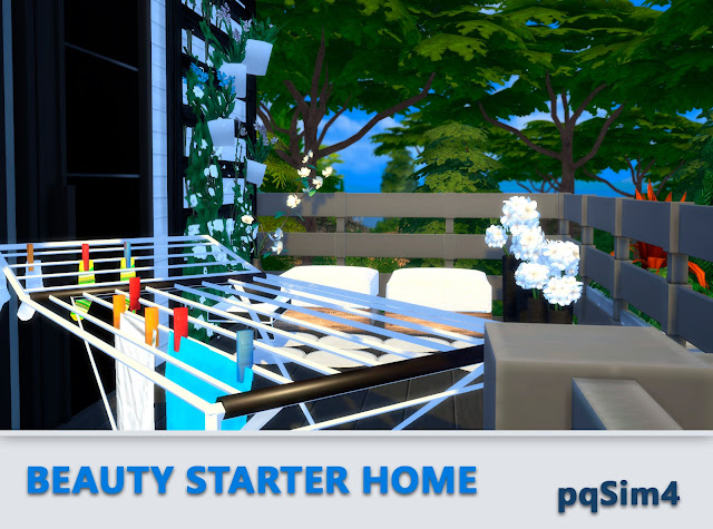 Beauty Starter Home. Exterior 8