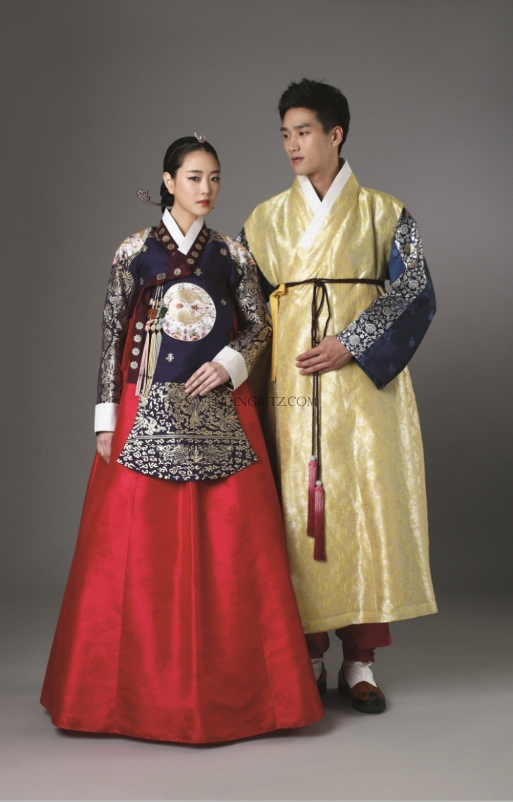 All About The Beautiful Korea: The Traditional Costume of South
