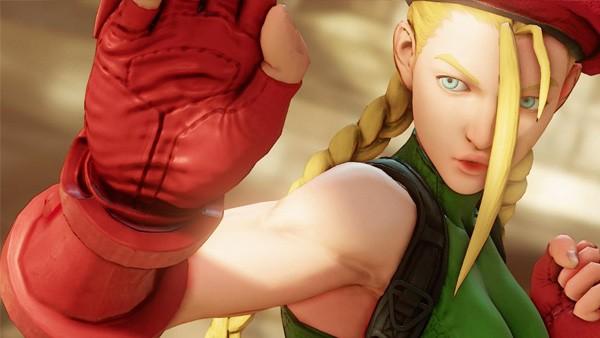 A Capcom parece ter escondido partes reveladoras da personagem Cammy durante a nova atualização de Street Fighter V.