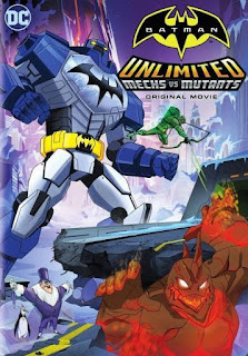 Batman Unlimited Mech vs. Mutants (2016) ศึกจักรกลปะทะวายร้ายกลายพันธุ์  [Subthai ซับไทย]