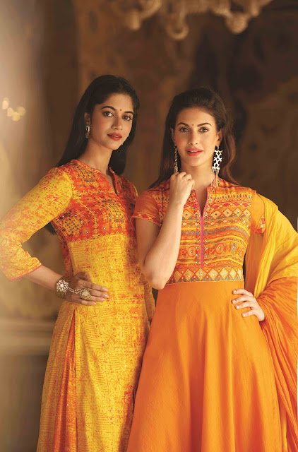 Celebrate this Dussehra with BIBA's New Festive Collection