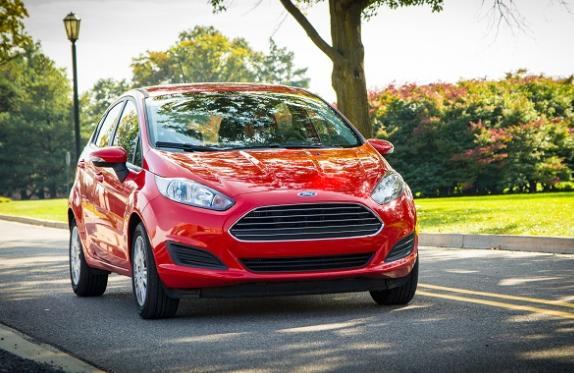 2014 Ford Fiesta 1.0L EcoBoost Sedan Review