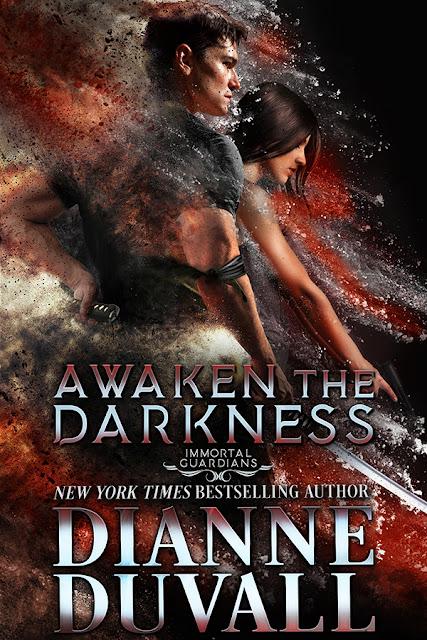 vampire, paranormal romance, cover, Dianne Duvall