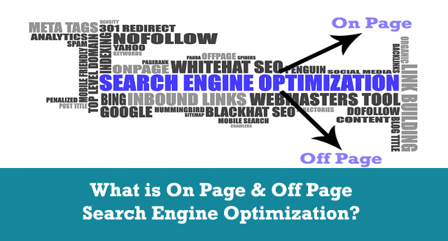 Don't Confuse Between On-page and Off-page SEO - Get on First Page