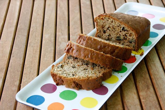 REcepta senzilla de pa de pessic de carabasso i nous per esmorzar