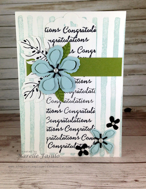 Botanical Builders - Narelle Fasulo - Simply Stamping with Narelle