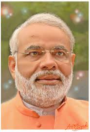Modi, as PM, Loksabha Election, 2014