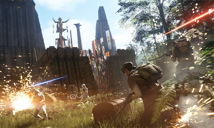 تحميل لعبة Star Wars Battlefront 2