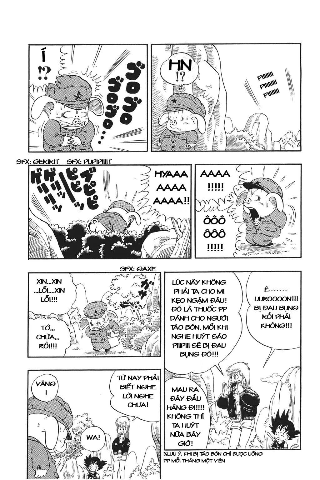Dragon Ball chap 7 trang 9