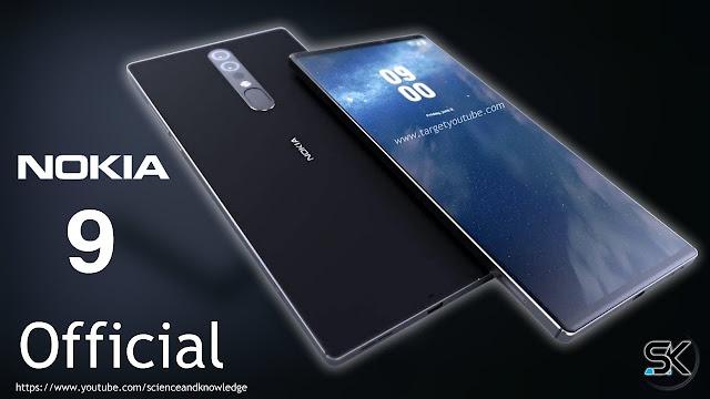 Akibat Kamera Bermasalah! Peluncuran Ponsel Nokia 9 Tertunda