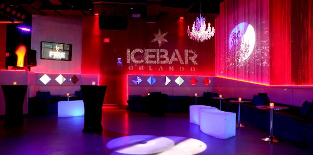 IceBar em Orlando