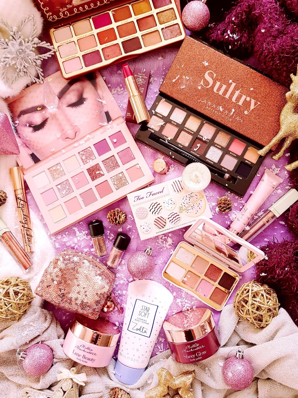 Christmas Gift Guide For The Beauty Lover*GIFTED | Leighanne Sheila