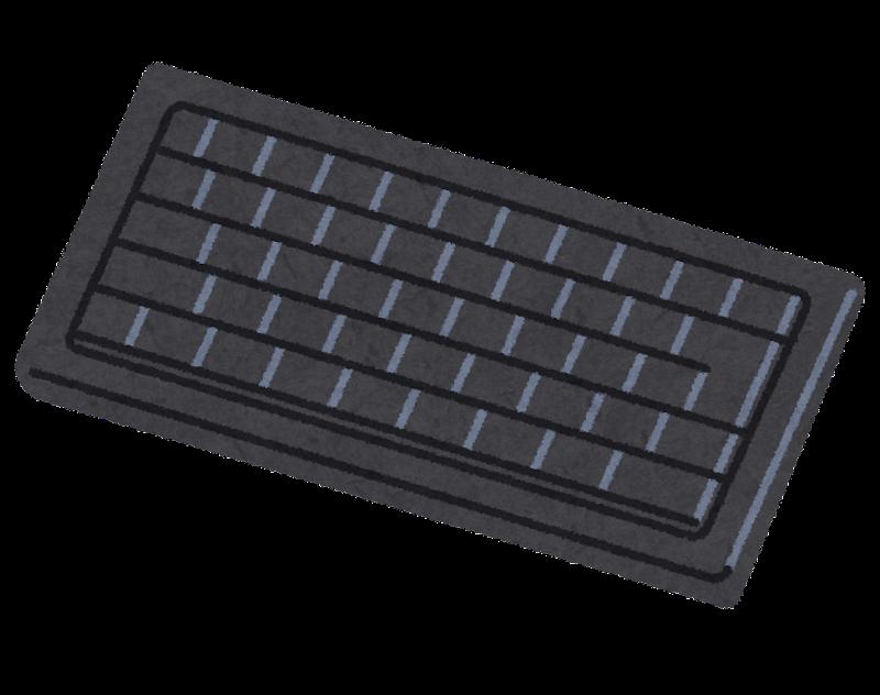 ネクサス7用のキーボードおすすめ人気ランキングTOP3