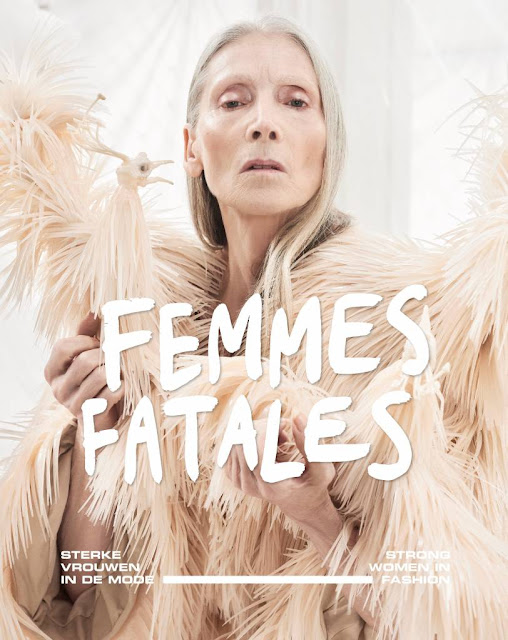 Femmes Fatales - Strong Women in Fashion @ Gemeentemuseum Den Haag