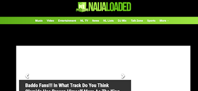 Top Blogs in Nigeria - NaijaLoaded blog