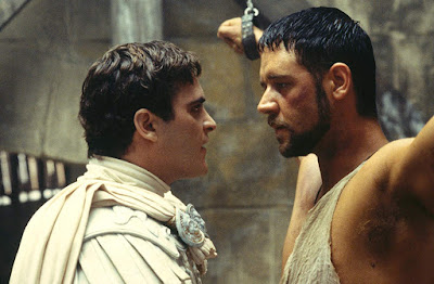 Gladiator 2000 movie Joaquin Phoenix