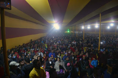 Mungpoo Adhiveshan crowd
