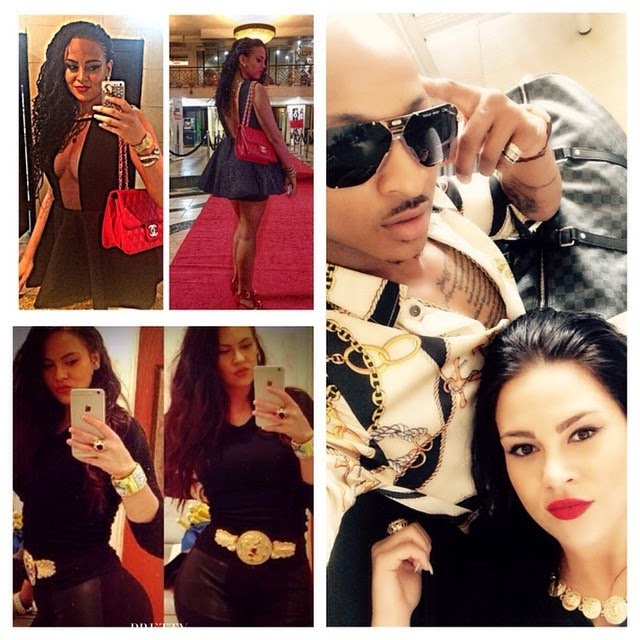 IK Ogbonna Reveals He Is Expecting a Boy as Pregnant