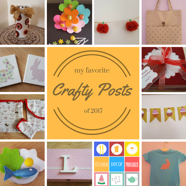 My 12 favorite crafty posts of 2017