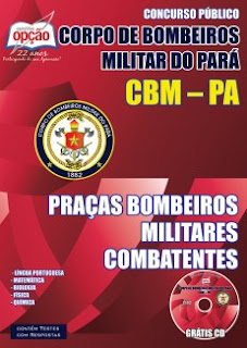 Apostila Bombeiros Militar do Para (CBMPA) COMBATENTES 2015.