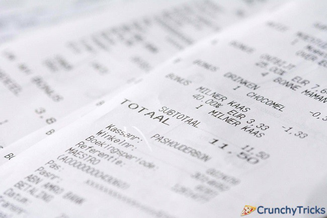 Online Fake Gas Receipt GeneratorMaker Tools - Fake reciept maker