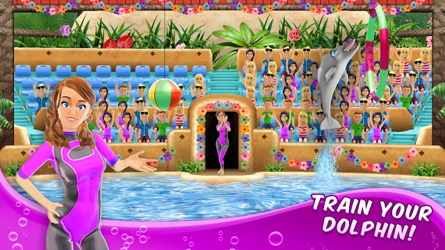 My Dolphin Show v2.1.144 Apk Mod (Unlimited Money)