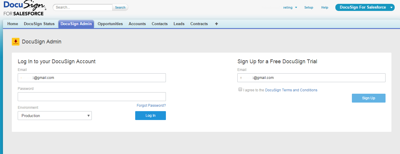 SFDC 3:16: Integrate DocuSign with Salesforce