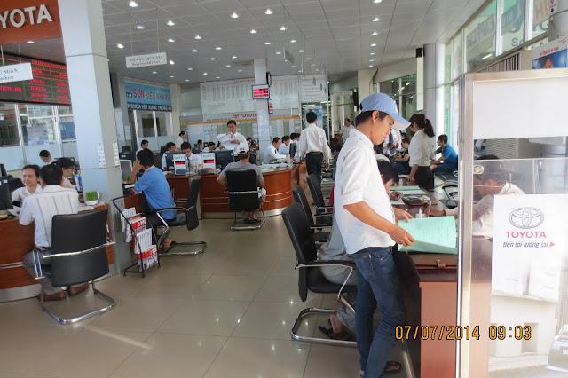 Cty Toyota Hung Vuong TPHCM - Website kinh doanh chinh thuc anh 8
