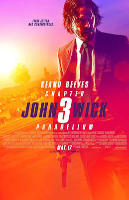 Poster John Wick: Chapter 3 - Parabellum 2019 English HD 720p