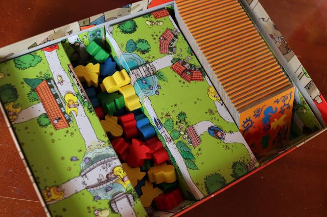 recenze hry Děti z Carcassonne