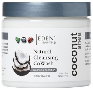 Click to buy EDEN BodyWorks Coconut Shea Cleansing CoWash, one of the best cowash cleansers for natural hair!