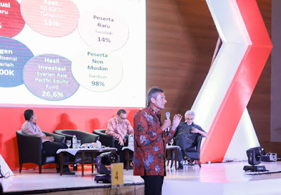 Jens Reish Presiden Direktur Prudential Indonesia