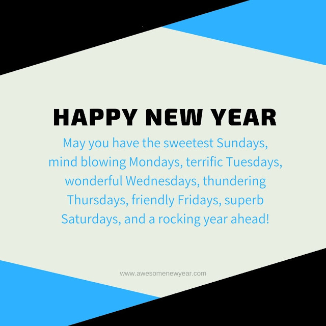 New Year 2019 eCards