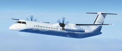 Embraer pode produzir turboélice para competir com ATR e Bombardier