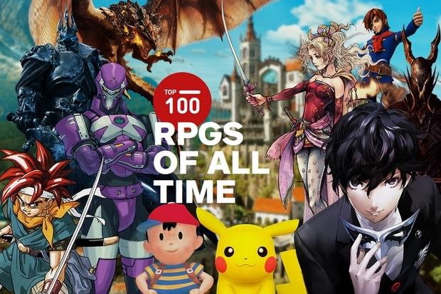 Conheça os 100 melhores jogos de RPG de todos os tempos