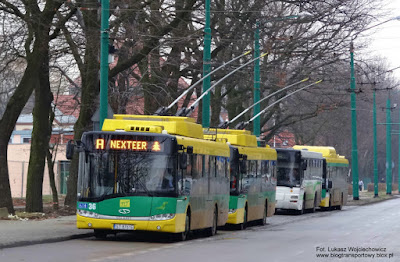 Solaris Trollino 12MB, TLT Tychy