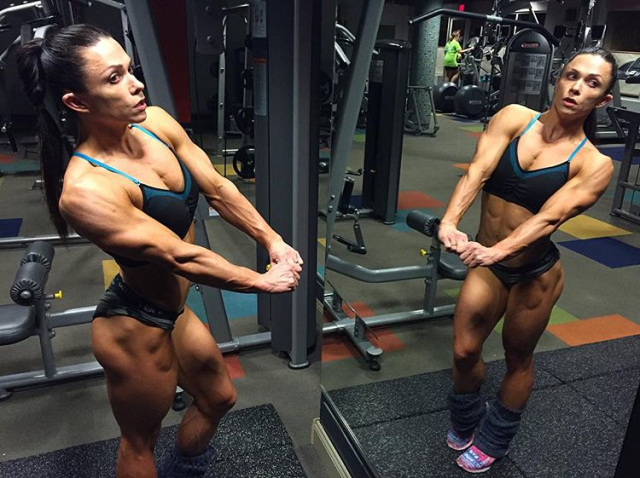 Fitness Oksana Grishina
