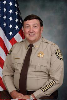 Coweta County Sheriff Lenn Wood