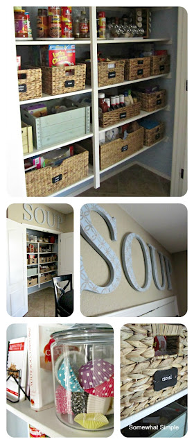 diy pantry organization